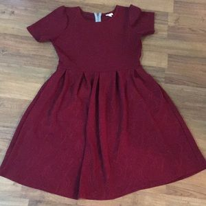 Lularoe Women's Skater Type Dress size 2x